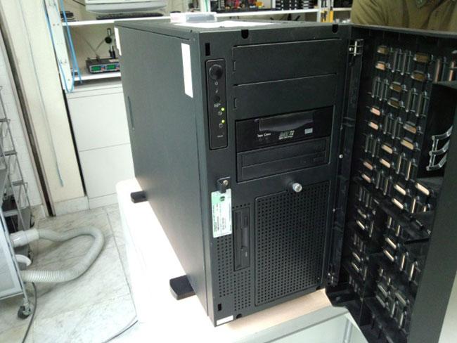 日立アドバンストサーバ HA8000/70PD データ復旧事例